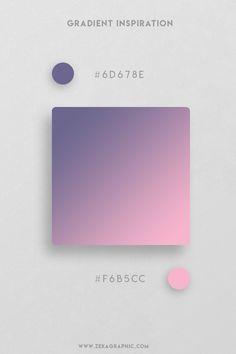 16 Beautiful Color Gradient Inspiration Part 3 Ui Palette, Flat Color Palette, Colour Pallete, Color Schemes, Design Logo Inspiration, Color Inspiration, Pantone Colour Palettes, Pantone Color, Technology Hacks