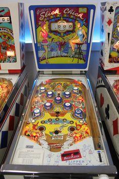 Gottlieb Slick Chick 1963 Pinball machine