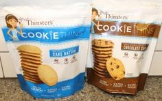 Free Mrs Thinsters Cookie Thins Too Thin Biscuit Cookies