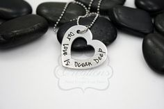 HandStamped Military Support Our Love Is Ocean by MyHeroCreations, $18.00