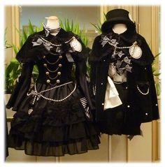 Gothic lolita                                                                                                                                                                                 Mais