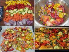 κριθαράκι με λαχανικά του Χόλιγουντ vs της Πόλης   Pandespani Ratatouille, Ethnic Recipes, Food, Essen, Meals, Yemek, Eten