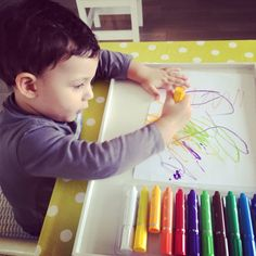 Pastels gel by Djeco #montessori #fun #artsandcrafts #djeco