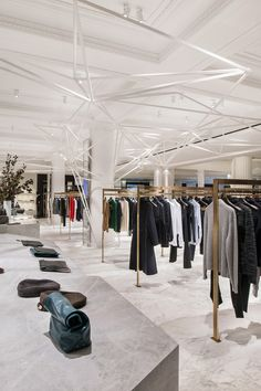Alex Cochrane Architects-Selfridges Designer Menswear Space