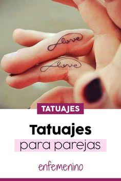Demostrad vuestro #amor con estos #tatuajes para #parejas.