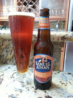 Sam Adams Octoberfest is my favorite Sam Adams beer. Malty, rich and smooth, not to mention gorgeous orange/brown color. Not an IPA but a 10 no less
