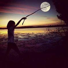 Lasso the Moon!!!