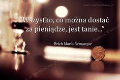 Wszystko, co można dostać... #Remarque-Erich-Maria,  #Pieniądze-i-bogactwo