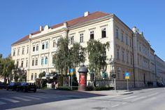 varazdin #city #croatia #hrvatska #travel #beautifully #holyday #travel www.tourism-varazdin.hr
