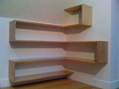 Love these shelves! Creative Furniture, Living Room Diy, Shelves, Home Furniture, Wood Interiors, Home Suites, Home Decor, Home Decor Furniture, Home Deco