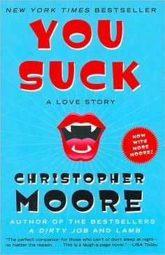 Love me some Christopher Moore.