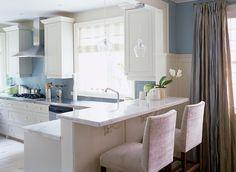 Maybe still do a 2-tier?   Sarah Richardson Design inc season 2 Tim's Kitchen