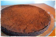 Bem-vindo...: Bolo de Chocolate e Grão (sem glúten, sem manteiga, sem farinha e sem açúcar)