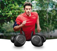 Gli auricolari sportivi autenticamente wireless più avanzati dal punto di vista tecnico. Audio superiore per musica e chiamate con carica fino a nove ore.