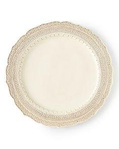 Arte Italica Finezza Cream Dinnerware
