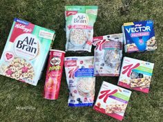 New Kellogg's 2017 products