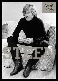 Robert Redford: David Steen Archive