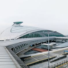 Incheon International Airport in Seoul is one of the major gateways into not just Korea, but all of Asia.