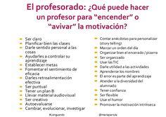 ¿Cómo incentivar la motivación del alumnado? Aquí están las respuestas.