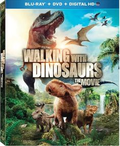 "Blu-ray ""Walking With Dinosaurs"" Has Arrived @FHEInsiders #WalkingwithDinosDVD (& Giveaway Ends 4/14)"