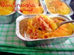 Macaroni Schotel #ambrosiabytary #macaroni #macaronischotel #macaronipanggang #bogor