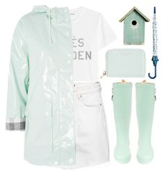 """""""After The Rain"""" by grozdana-v ❤ liked on Polyvore featuring Golden Goose, H&M, Topshop, Ted Baker and Chooka"""