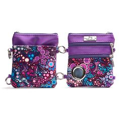 Unique handbag/waist bag tailored for dog owners treat