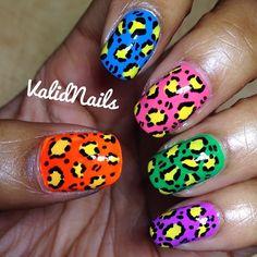 Instagram photo by validnails #nail #nails #nailart