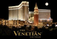 Venetian is a luxury hotel and casino resort situated between Harrah's and The Palazzo on the east side of the Las Vegas Strip in Paradise, Nevada. Las Vegas Vacation, Hotels And Resorts, Vacation Spots, Vacation Deals, Top Hotels, Vacation Places, Macau, Las Vegas Hotels, Luxury Houses