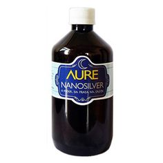 Prata Coloidal 500 ml – Aure Nanoscience