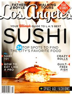 Los Angeles Cover for 5/1/2013