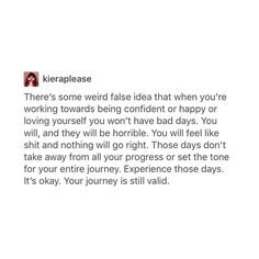 """956 Likes, 7 Comments - kendall (she/her) ☺️ (@pleasesmi1e) on Instagram: """"your journey is still valid ❤️"""""""