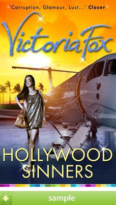 'Hollywood Sinners' by Victoria Fox - Download a free ebook sample and give it a try! Don't forget to share it, too.