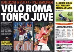 Rassegna stampa sportiva Italiana: Roma e Napoli volano, la Juve in ritiro - http://www.maidirecalcio.com/2015/10/29/rassegna-stampa-italia-6.html