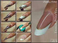 Risultati immagini per gel nails apex