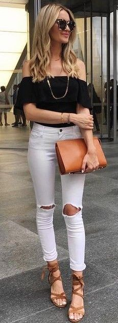 240 Ideas De Pantalon Blanco En 2021 Moda Ropa Moda Estilo