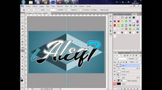 [Speed Art] Logo minimalista | iAleq7