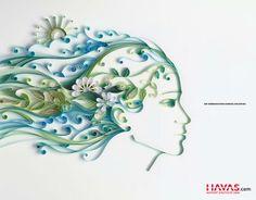 Superb Craftsmanship: Paper Artwork by Yulia Brodskaya