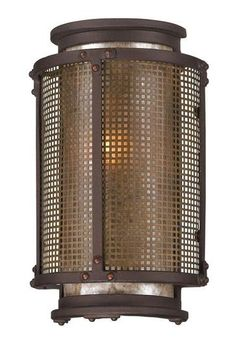 Copper Mountain Sm. Ext. Wall Light