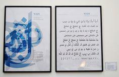 arabic, typography