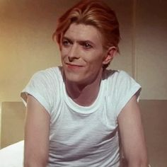 """I don't know where I'm going but I promise it won't be boring."" RIP David Bowie. We'll love you forever #davidbowie #icon #thewhitetee #kotnicon"