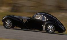 Bugatti Atlantic Coupè 1936