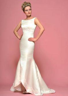 Loulou bridal vintage wedding dress