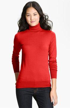 $35.40 Really Need 2 in Black Halogen Turtleneck Sweater