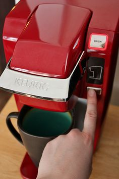 how-to-clean-a-keurig-mini  This works really well - makes it just like new!
