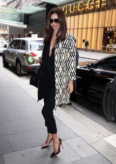 Dont You Love Miranda Kerrs Easy Style Lassiger Look Miranda Kerr Style