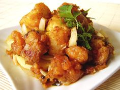 Curried Spicy Fish ( Pad Pet Bla Gapong )