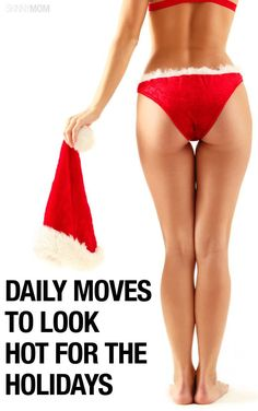 Look hot for the holidays with this total body workout!