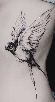 90 tatsachen weiblich na costela Fotos e Tatuagens blackbook # - tatoo feminina Trendy Tattoos, Unique Tattoos, Beautiful Tattoos, Tattoos For Guys, Amazing Tattoos, Bild Tattoos, Body Art Tattoos, Tattoo Drawings, Tattoos For Women Small