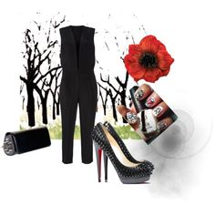 In to the city, created by veronica-montenegro on Polyvore